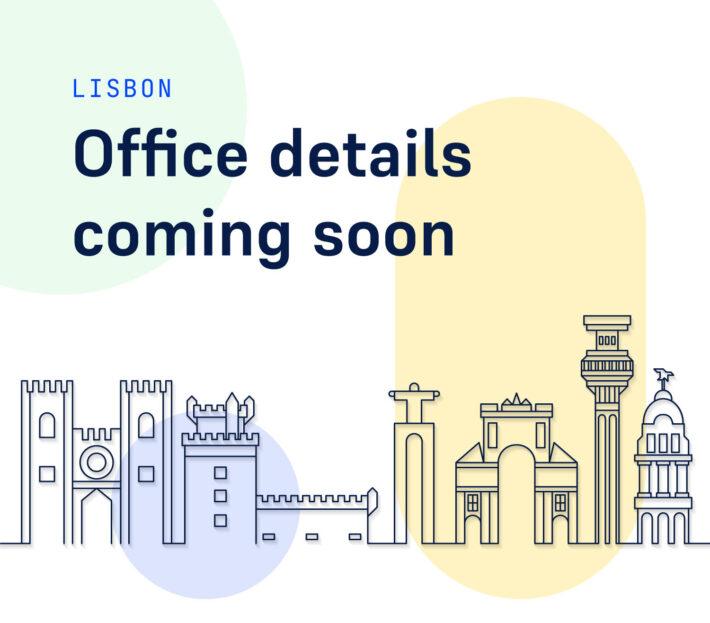Lisbon coming soon