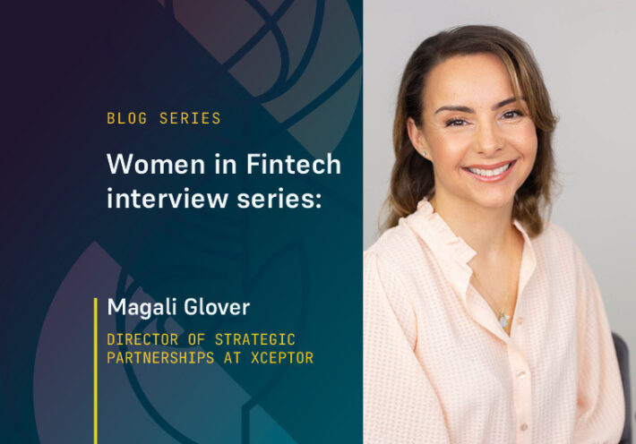 BLOG SQUARE Women in Fintech series Magali Glover