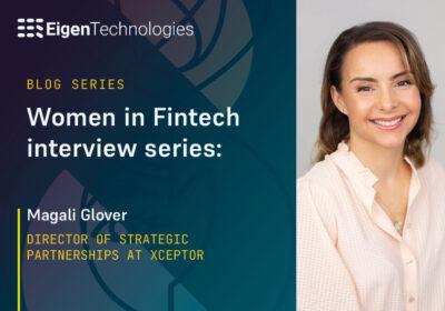 BLOG Women in Fintech series Magali Glover