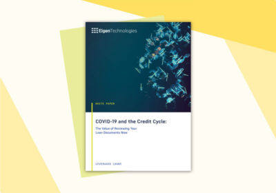COVID 19 and the Credit Cycle white paper